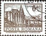 Stamps Romania -  Intercambio 0,20 usd 6,40. 1972