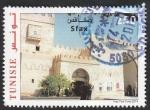 Sellos de Africa - Túnez -  Ciudad de Sfax