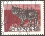 Stamps Canada -  Loup-lobo