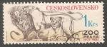 Stamps Czechoslovakia -  Leones