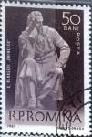 Sellos de Europa - Rumania -  Intercambio cr3f 0,20 usd 50 b. 1961