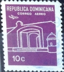 Stamps : America : Dominican_Republic :  Intercambio 0,20 usd 10 cent. 1967
