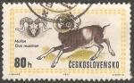 Sellos de Europa - Checoslovaquia -  Muflon