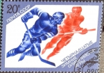 Stamps : Europe : Russia :  Intercambio agm2 0,25 usd 20 k. 1984