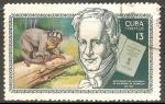 Sellos del Mundo : America : Cuba : Bicentenario nacimiento Alejandro de Humboldt
