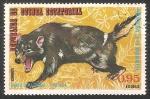 Sellos del Mundo : Africa : Guinea_Ecuatorial : Diablo de tasmania