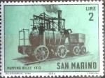 Sellos de Europa - San Marino -  Intercambio aexa 0,20 usd 2 l. 1964