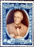 Stamps San Marino -  Intercambio jxa 0,25 usd 2 l. 1947