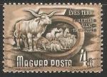 Sellos del Mundo : Europa : Hungría : Cría de ganado
