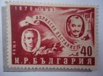 Sellos de Europa - Bulgaria -  Bulgria - 1876-1951