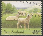 Stamps : Oceania : New_Zealand :  Ovejas