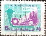 Stamps : Asia : Syria :  Intercambio 0,20 usd 15 p. 1970