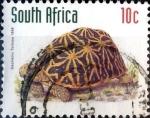 Sellos del Mundo : Africa : Sudáfrica : Intercambio 0,20 usd 10 cent. 1998