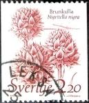 Sellos de Europa - Suecia -  Intercambio 0,20 usd 2,20 krone 1985
