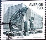 Stamps Sweden -  Intercambio 0,20 usd 1,90 krone 1976