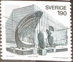Sellos del Mundo : Europa : Suecia : Intercambio 0,20 usd 1,90 krone 1976