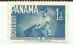 Sellos del Mundo : America : Panamá : EDUCACIÓN DE MENORES
