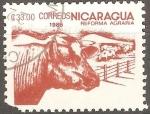 Sellos del Mundo : America : Nicaragua : Reforma agraria-