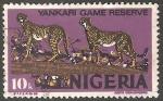 Sellos del Mundo : Africa : Nigeria : Parque nacional Yankari