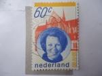 Sellos de Europa - Holanda -  Reina Beatriz (Beatrix Wilhelmina Armgard de Orange-Nassau) -Scott/kol:599