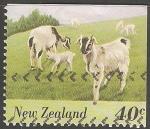 Sellos del Mundo : Oceania : Nueva_Zelanda : Carito