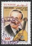 Sellos de Africa - Túnez -  Hedi Jouini, músico