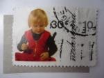 Stamps Netherlands -  Niós Principes-Realeza: Johan William Friso (Mi/NL:1002 - Yt/NL:973)