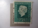 Sellos de Europa - Holanda -  Reina Juliana Regina (1909-2004)- Nederland