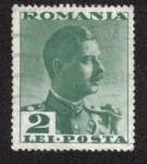 Sellos de Europa - Rumania -  Carol II of Romania (1893-1953)
