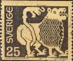 Sellos de Europa - Suecia -  Intercambio cr3f 0,20 usd 25 ore 1971