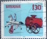 Sellos de Europa - Suecia -  Intercambio cr3f 0,20 usd 1,30 krone 1978