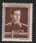 Sellos de Europa - Rumania -  Michael I of Romania (*1921)
