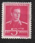 Stamps Romania -  Michael I of Romania (*1921)