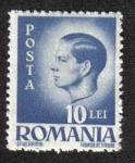 Stamps Romania -  King Michael I. of Romania (*1921)