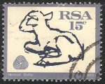 Stamps South Africa -  Lamb-cordero