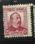 Sellos de Europa - España -  REPUBLICA ESPAÑOLA