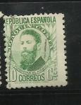 Stamps Spain -  REPUBLICA ESPAÑOLA - Joaquin Costa