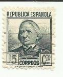 Sellos del Mundo : Europa : España : REPUBLICA ESPAÑOLA - Concepción Arenal