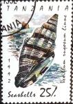 Sellos del Mundo : Europa : Tanzania : Intercambio 0,75 usd 25 sh. 1992