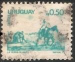 Stamps Uruguay -  La yerra blanes