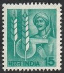 Stamps India -  Tecnología agrícola