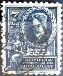 Sellos del Mundo : America : Uruguay : Intercambio 0,20 usd  7 cent. 1933