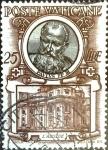Sellos de Europa - Vaticano -  Intercambio jxi 0,20 usd 25 l. 1953
