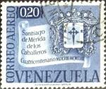 Sellos del Mundo : America : Venezuela : Intercambio 0,20 usd 20 cent. 1958