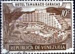 Sellos de America - Venezuela -  Intercambio 0,20 usd 10 cent. 1957
