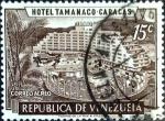 Sellos del Mundo : America : Venezuela : 15 cent. 1957