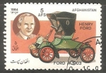 Sellos del Mundo : Asia : Afganistán : Ford A -Henry Ford