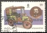 Sellos del Mundo : Asia : Afganistán : Panhard 1899-Rene Panhard