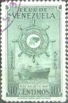 Sellos del Mundo : America : Venezuela : Intercambio 0,20 usd 10 cent. 1948