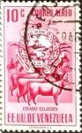 Sellos del Mundo : America : Venezuela : 10 cent. 1953